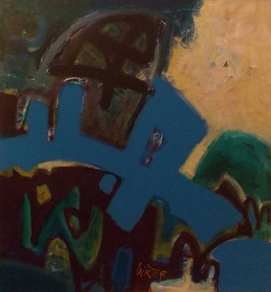 Шилко, авангард, абстракционизм, Корженевский