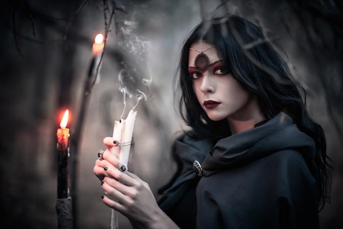 огонь, ведьма, Корженевский