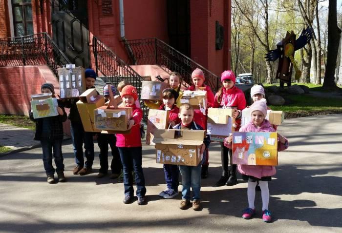 Маленькие Шагалы. Фото: Аля Покровская