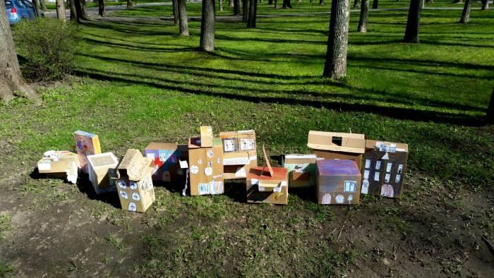 Домов мало не бывает. Фото: Аля Покровская