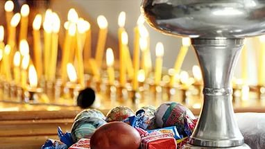 Cтрастная суббота - особый день для верующих. Фото ifsmi.ru