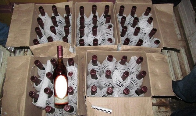 контрафоктный алкоголь