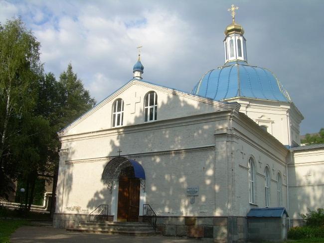 Марков монастырь. Фото Евгении Москвиной