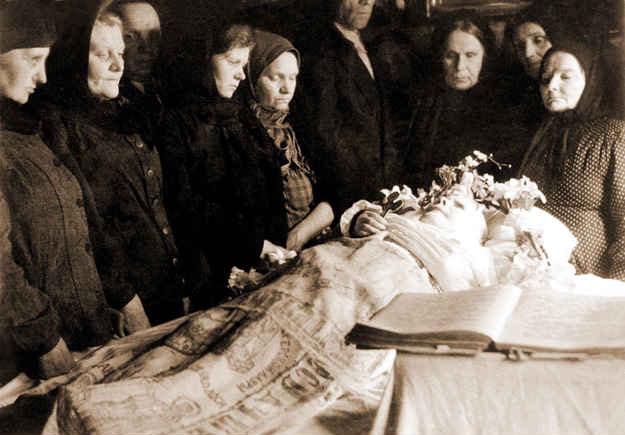 Умирая, святая обещала помогать верующим и после своей смерти. Фото religa.jofo.ru