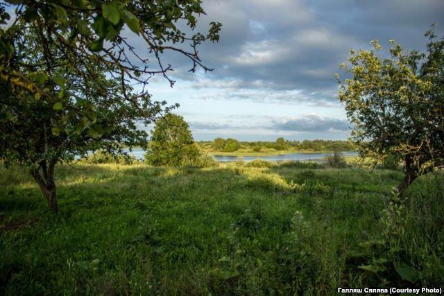 Остров Замак. Фото svoboda.org