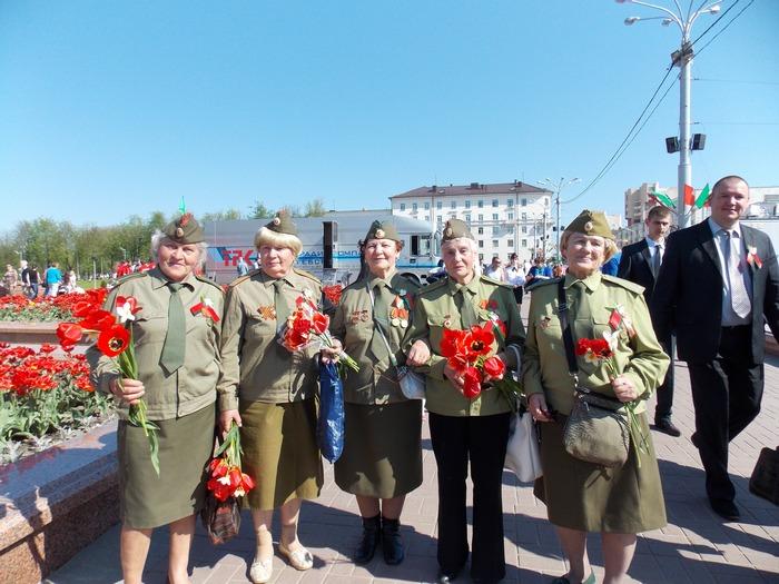ветераны, память, война, хор, Корженевский, Витебск