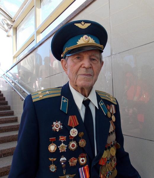 Фёдоров, Ветераны, война, Витебск, Корженевский