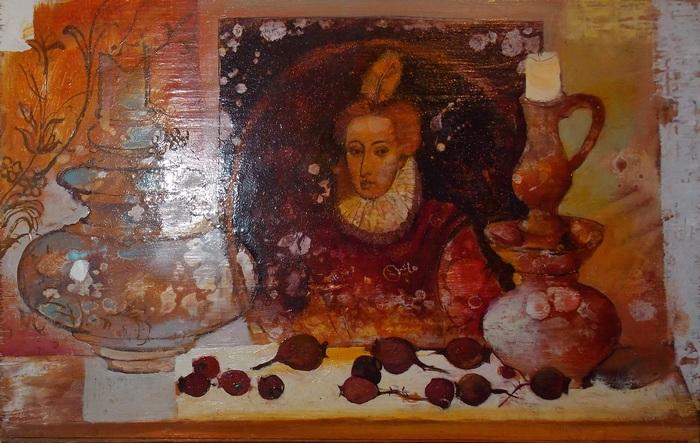 Горолевич, живопись, Корженевский
