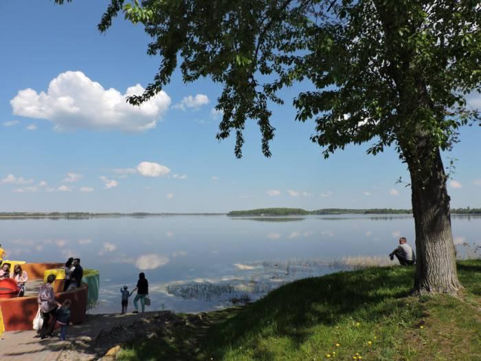 лепель, лепельское озеро