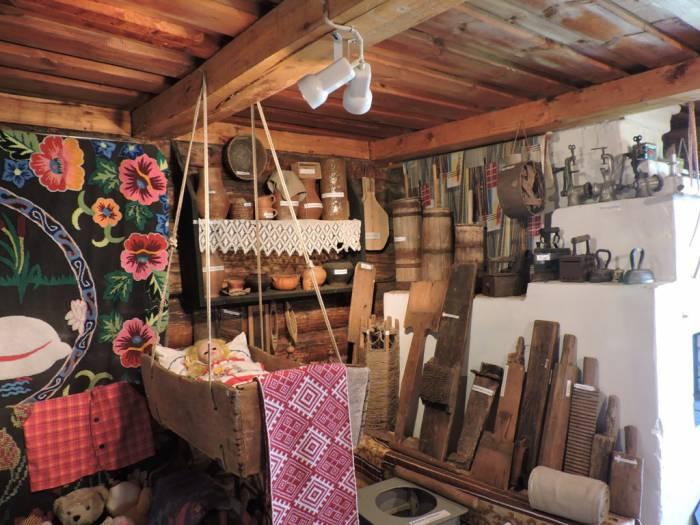 заронава, музей гісторыі, экспанаты