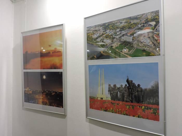 ратуша, ночь музеев, фотовыставка Осипова