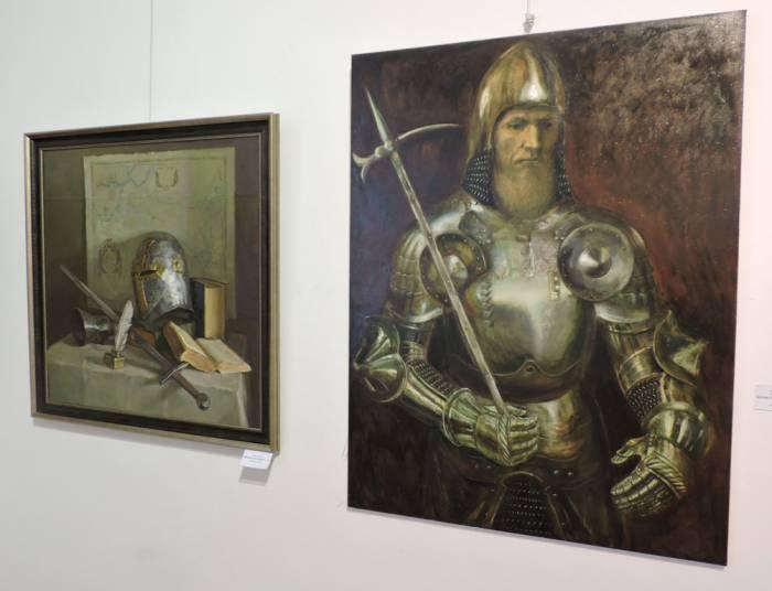 мастацкі музей, выстава