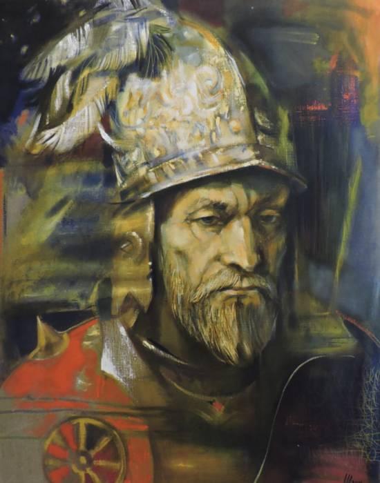 художественный музей, Ольгерд, картина