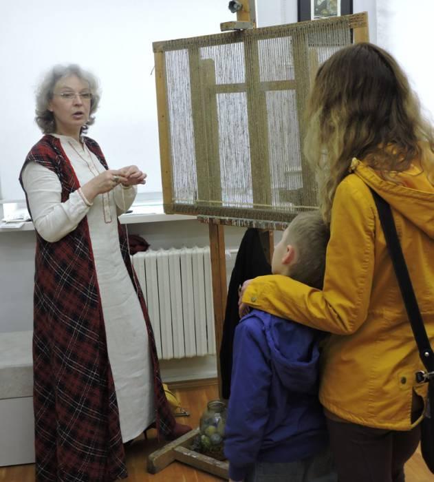 мастацкі музей, Святлана Баранкоўская