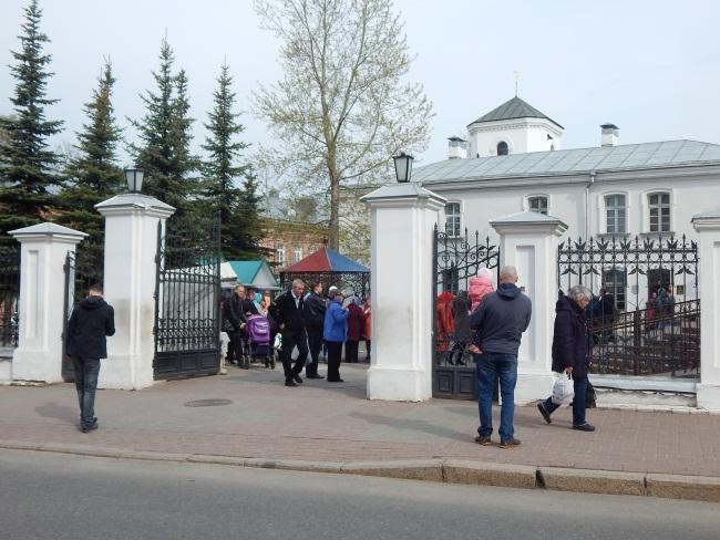 Свято-Покровский храм, витебск