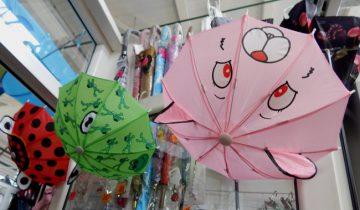 детские зонты, смоленский рынок