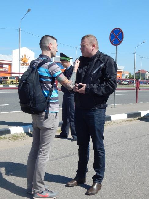 отец Андрей, байкеры, с Богом по дорогам