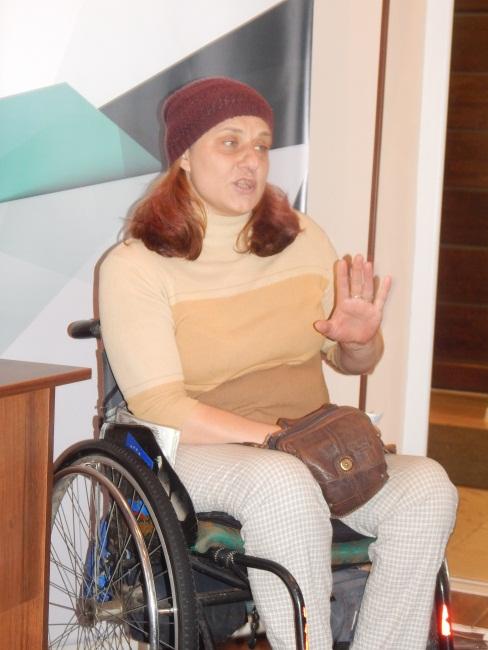рената рабсковская, ликбез о равенстве, инвалиды-колясочники