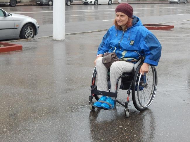 рената рабсковская, ликбез о равенстве, инвалид-колясочник