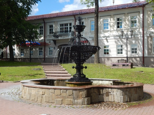сквер имени маяковского, витебск