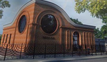 синагога, Витебск, синагога на грибоедова
