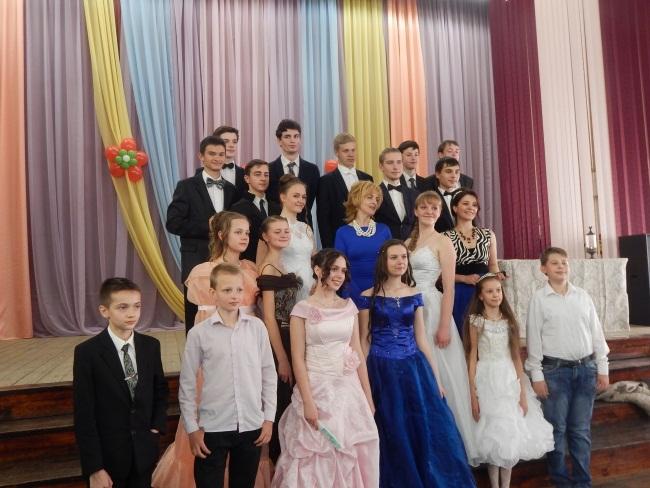 пушкинский бал, школа №42