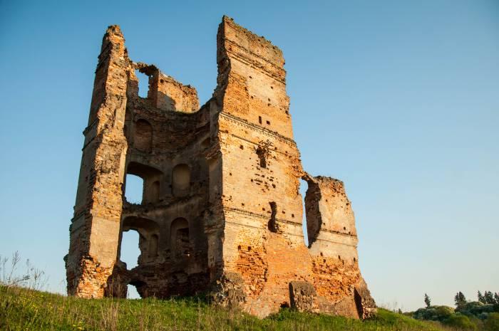 Так выглядит замок сейчас. Фото Анастасии Вереск