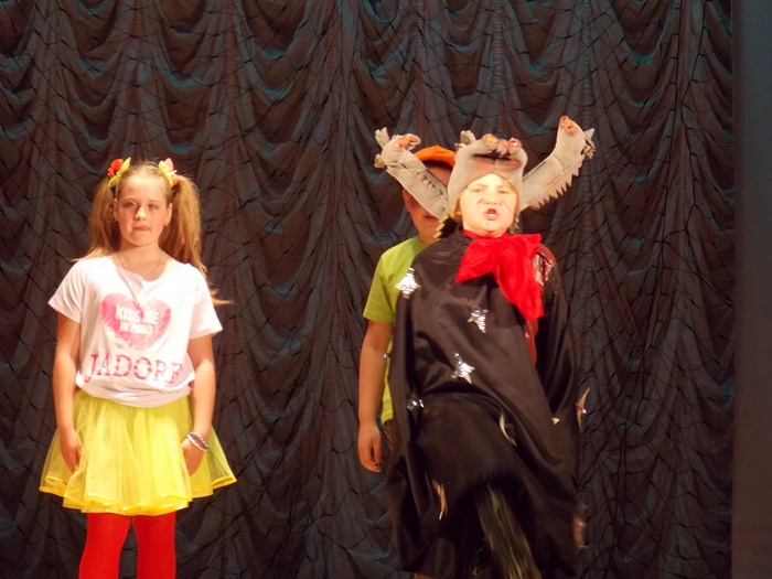 дракон, дети, радость, смех, Витебск