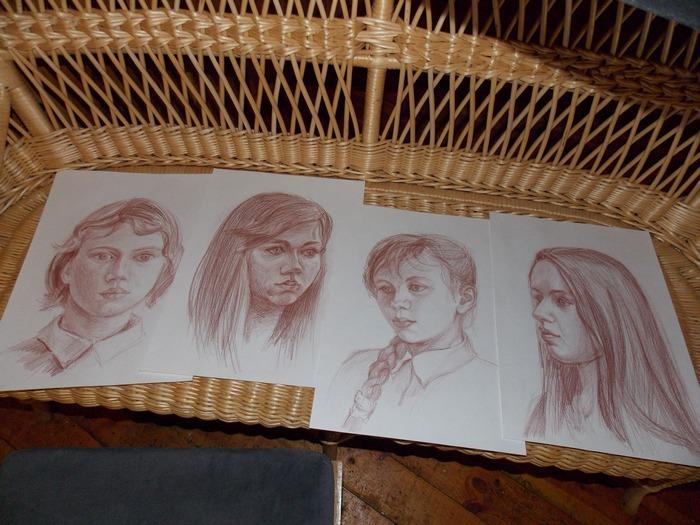 Витебск, портрет, Корженевский