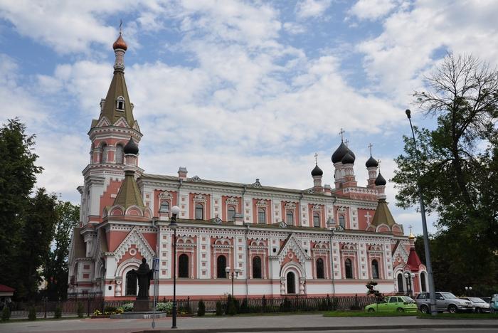 православие, Гродно, собор, Корженевский