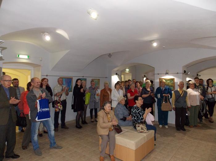 Витебск, музей, выставка, Корженевский