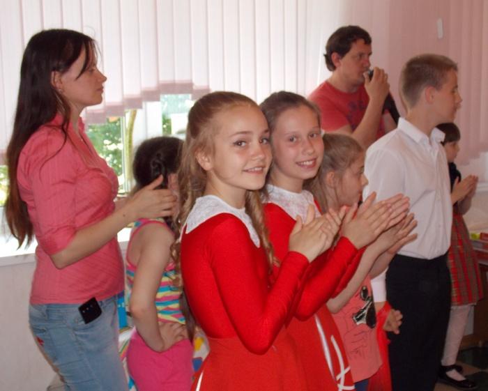 Рамонкі, Витебск, дети