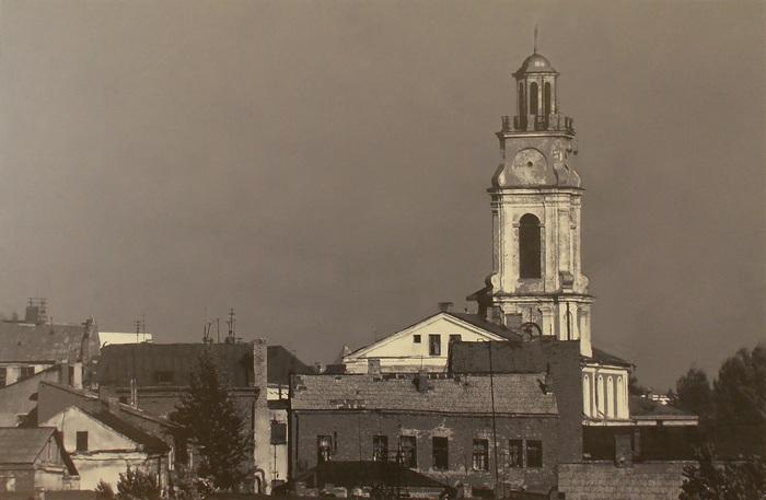 Барсуков, Витебск, ратуша, Корженевский