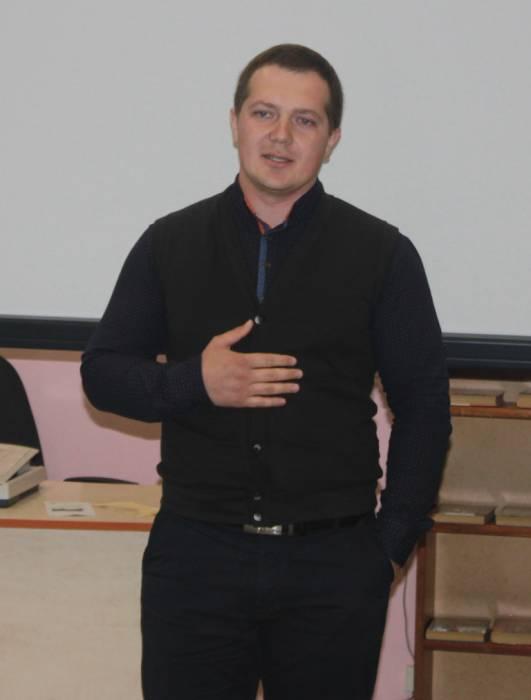 """прэзентацыя """"Ратушы"""", Аляксандр Пішчык"""