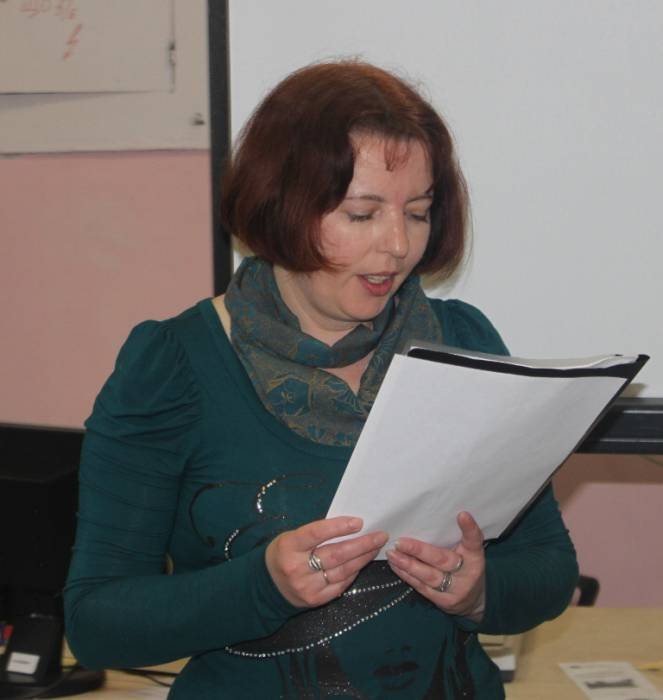 """прэзентацыя """"Ратушы"""", Наталля Новікава"""
