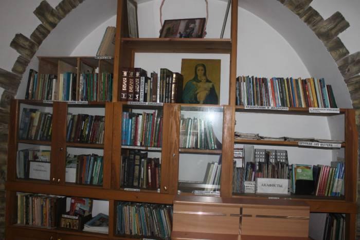 витебск, успенская церковь, библиотека