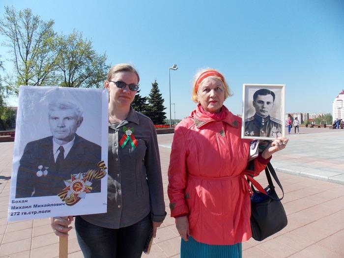 память, война, победа, Витебск, Корженевский