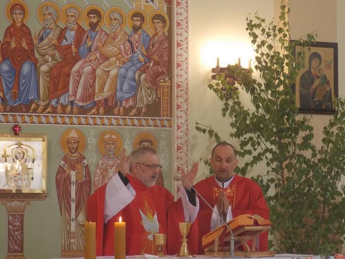 Месса, католичество, Витебск, Корженевский