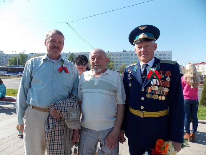 авиация, парашютисты, армия, победа, Витебск, Корженевский