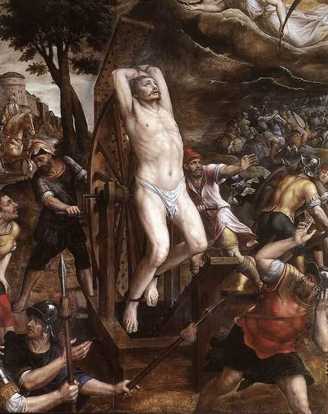 Кокси, Георгий, мученичество, христианство, Корженевский