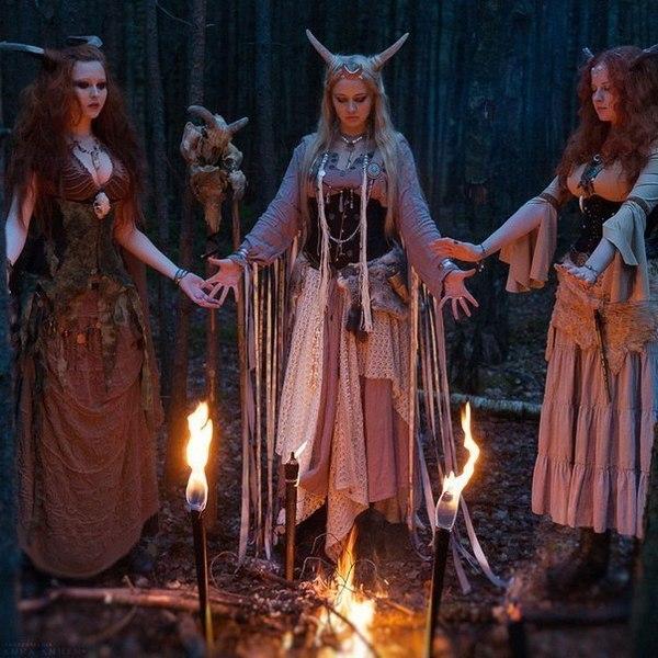 Белтайн, магия, ведьмы, Корженевский