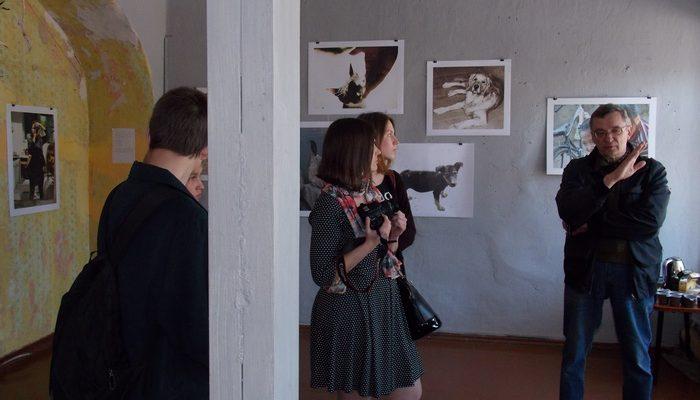 Витебск, Цветков, Корженевский, фотовыставка