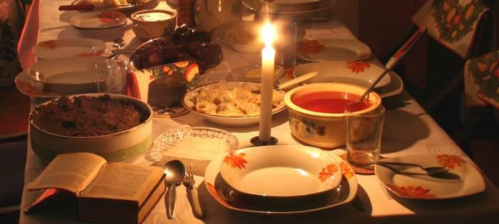 На поминальном столе на Радуницу обязательно должна быть кутья. Фото ruskombat.info