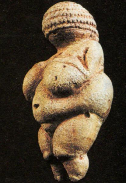 палеолит, Венера, Виллендорф, Корженевский