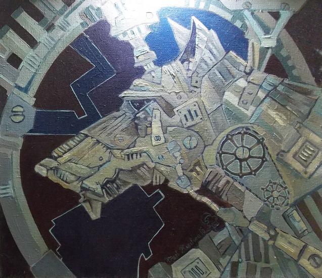 механицизм, технократия, волк, Корженевский