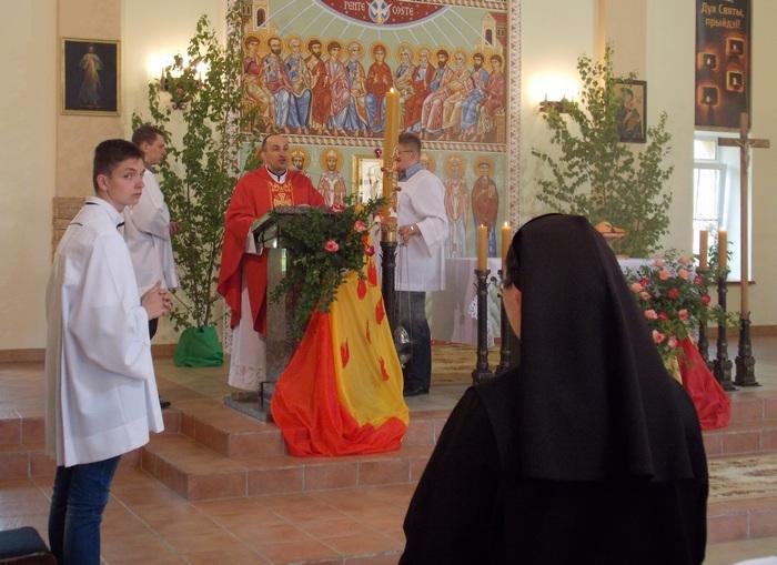 католичество, костёл, Витебск, Корженевский