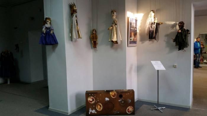 """""""Лялькины"""" сокровища. Фото: Аля Покровская"""