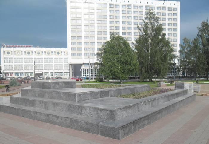 витебск, памятник Александру Невскому