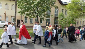 католичество, костёл, Корженевский