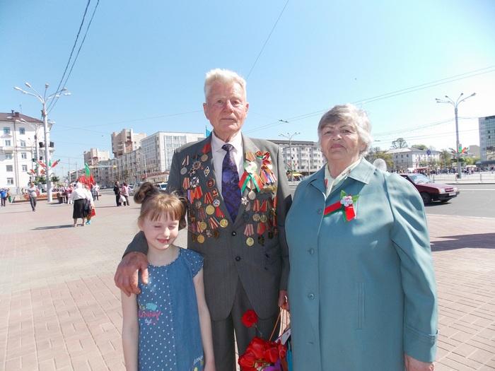 Терещенко, ветераны, Витебск, Копти, Корженевский
